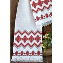 Ukrainian Embroidered Towel (Rushnyk)